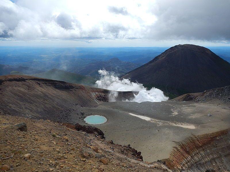 北海道・雌阿寒岳で火山性地震が急増…一日に183回発生