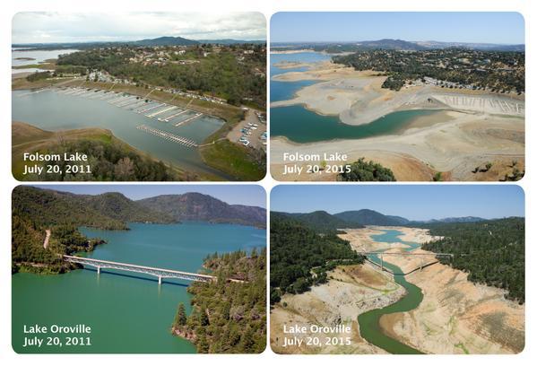 アメリカ・カリフォルニアの記録的干ばつ…石油掘削排水を農業用水に転用し、発がん性物質などのリスクになると問題に