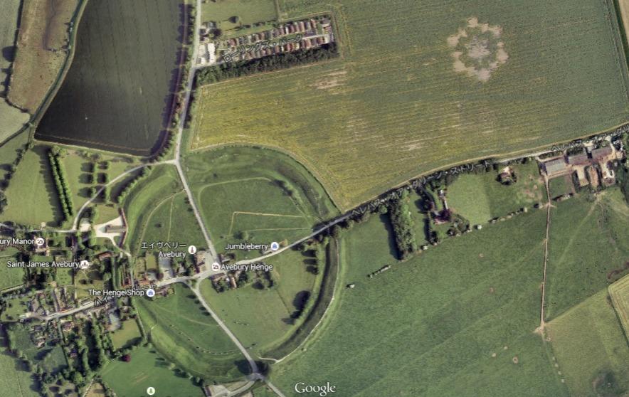 ストーンヘンジの10倍!イギリス最大の古代遺跡を発掘「マーデンヘンジ」