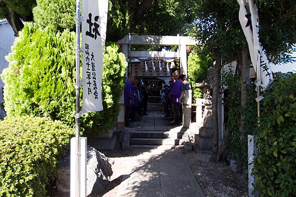 星宮社本地祭り石神社祭礼