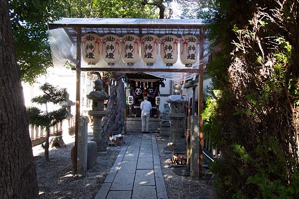 星宮社本地祭り石神社風景