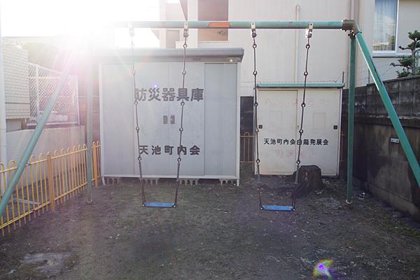 御器所3不明社天池町内会白竜発展会