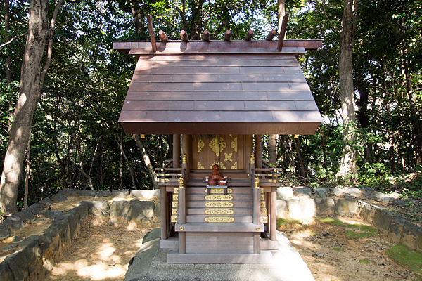 下村神明社の社
