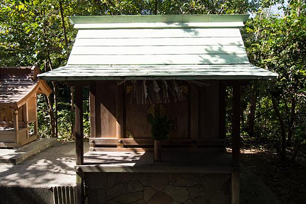 橘神社社前