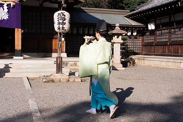 成海神社例大祭