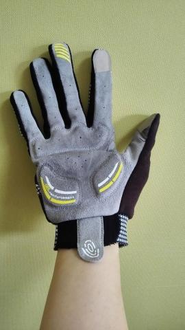 カペルの手袋も生き返りました^^