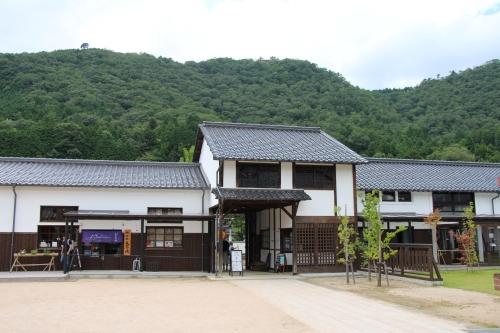 竹田城城下町
