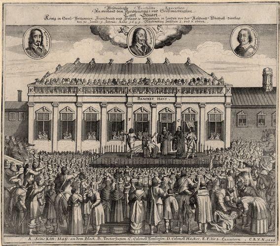 チャールズ1世の処刑