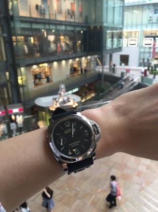 buy popular 9b44f 6d022 趣味】手巻きの腕時計の魅力とは!?パネライ(PANERAI ...