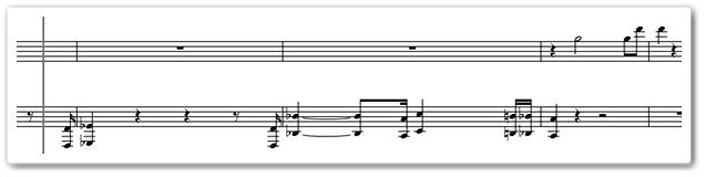 楽譜が変(+ ▼ +;)なのに超絶良い曲!!その8♪