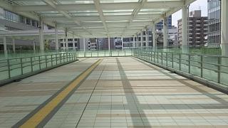 20180506田町駅デッキ(その1)