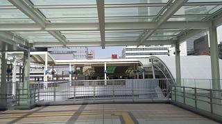 20180506田町駅デッキ(その2)