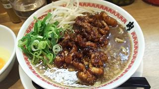 20180506肉汁麺ススム(その1)