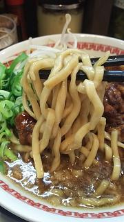 20180506肉汁麺ススム(その3)