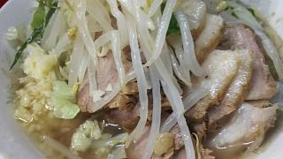 20180519ラーメン二郎三田本店(その6)