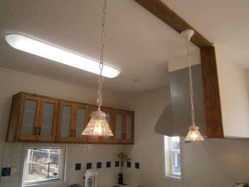 Kキッチン照明
