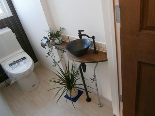 Kトイレ手洗い