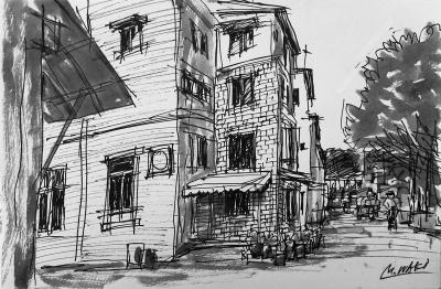 上海旧市街