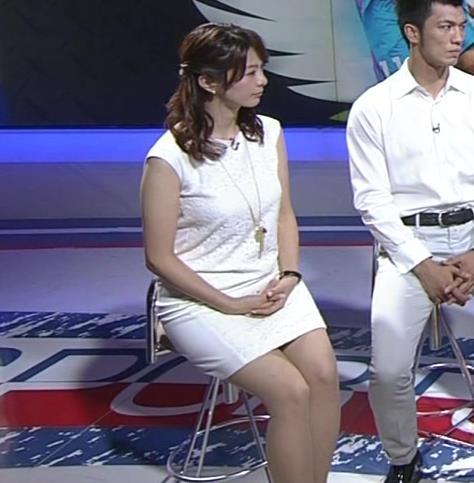 杉浦友紀 ムチムチワンピース