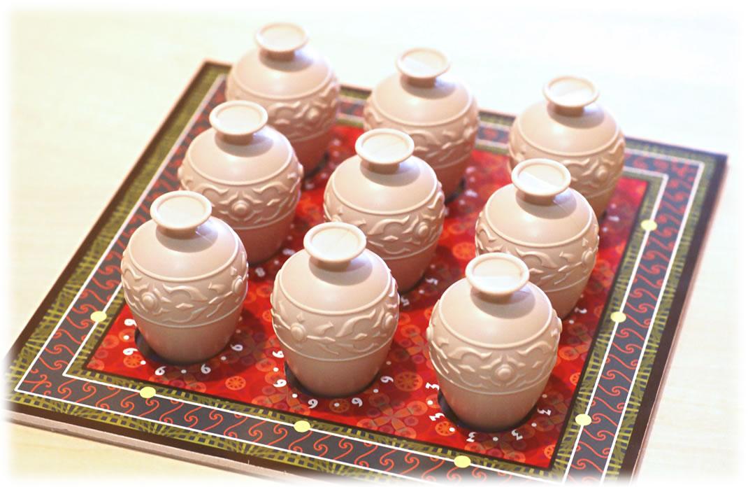 アラビアの壺:展示用写真