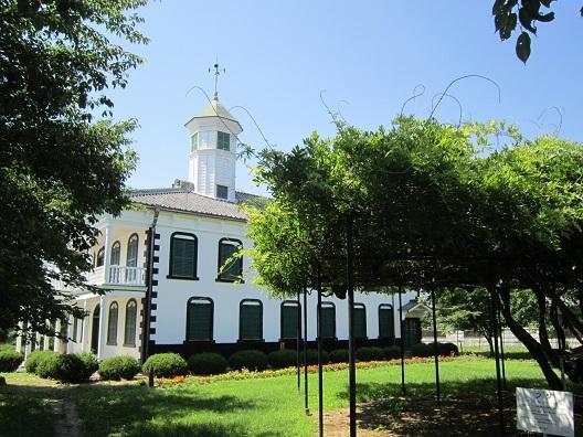 旧中込学校校舎