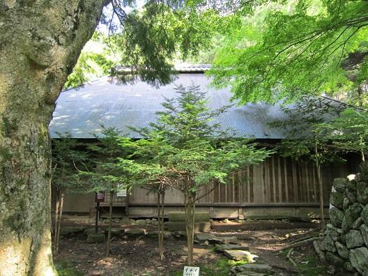 島崎藤村旧宅