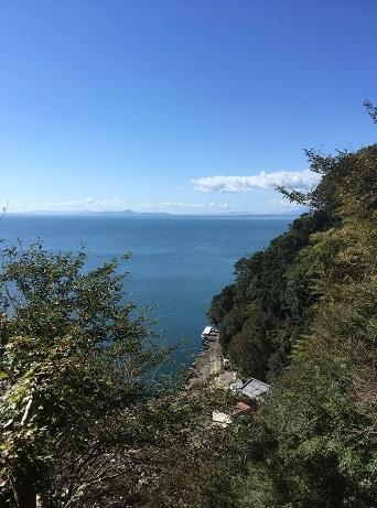 竹生島10