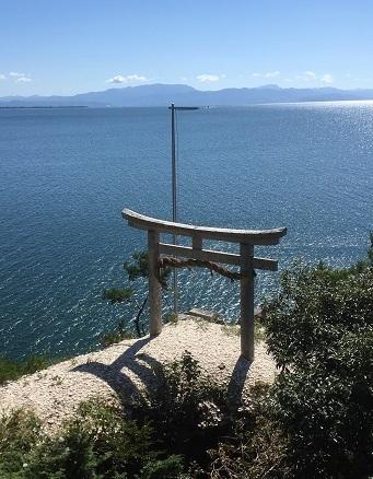 竹生島最後