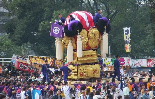上泉の太鼓台5