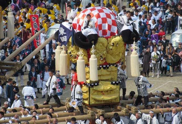 東田の太鼓台0