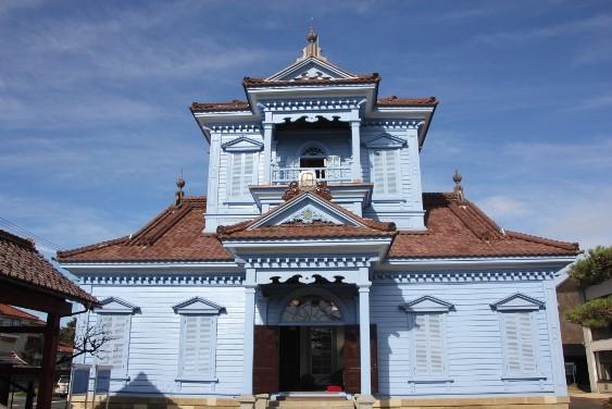 旧鶴岡警察庁舎