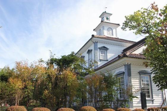 旧西川郡役所