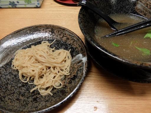 替玉ハーフ(多加水麺)
