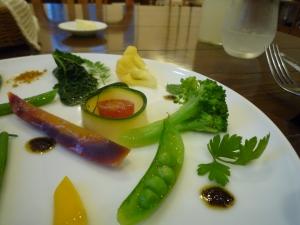 洞爺の野菜