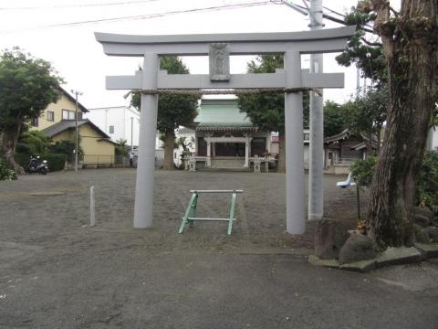 大岡の八幡神社