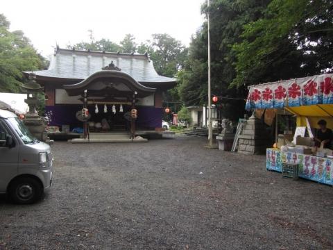 対面石八幡神社