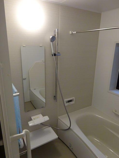 浴室リフォーム~ 完了
