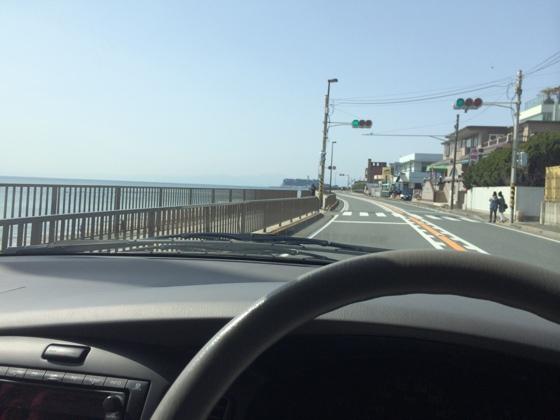 2015/02/28 湘南 茅ヶ崎の海
