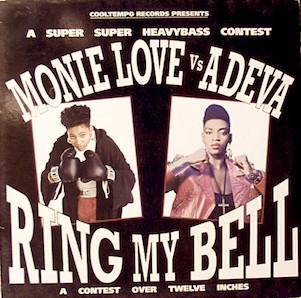 MONIE LOVE VS ADEVA「RING MY BELL」