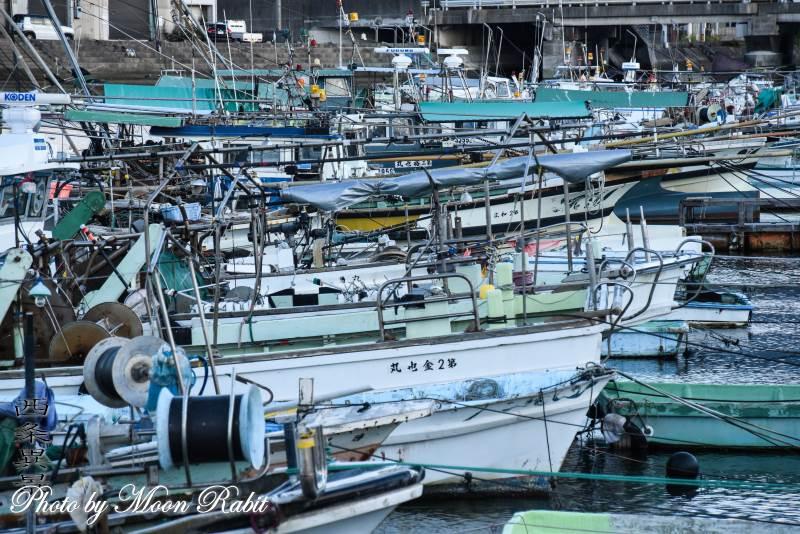 漁船 西条漁港 愛媛県西条市北浜北