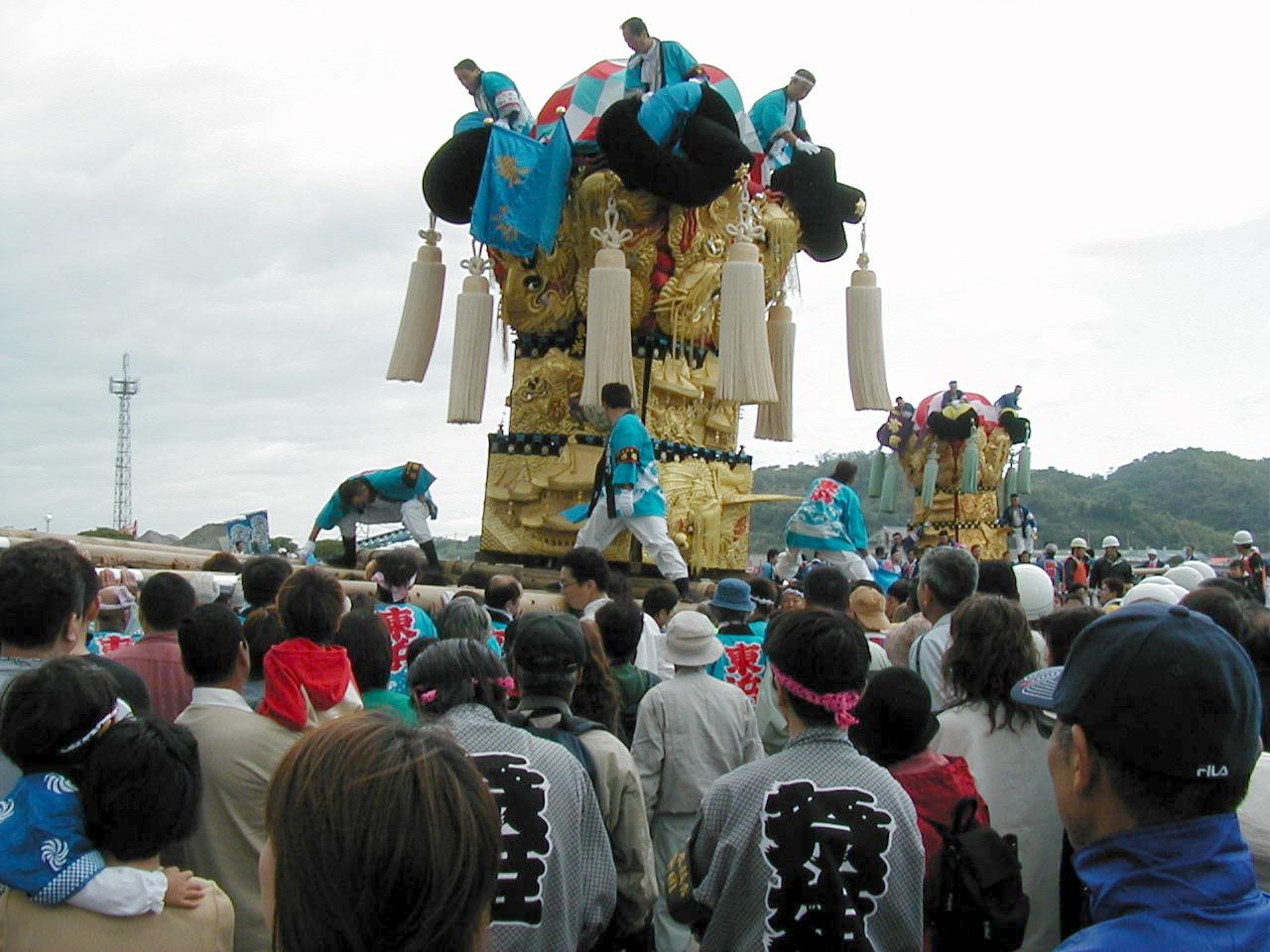 東浜太鼓台